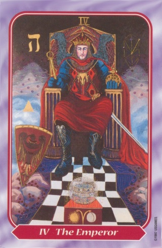 the emperor card meaning