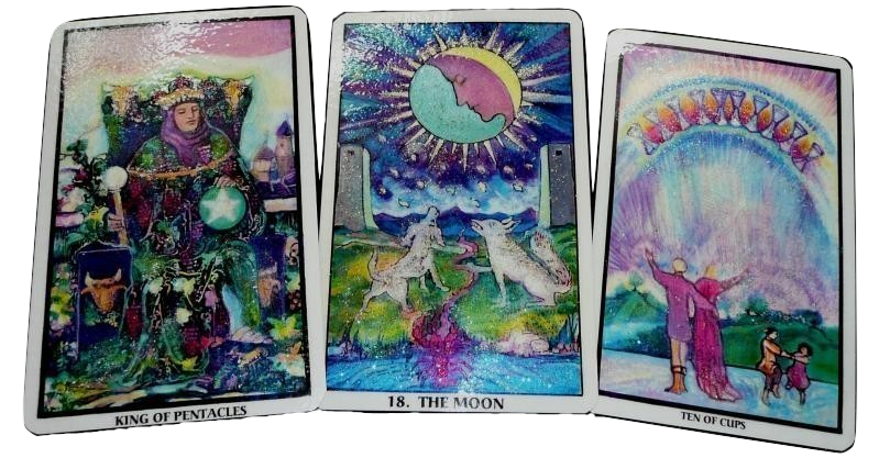 short meanings of the major arcana cards