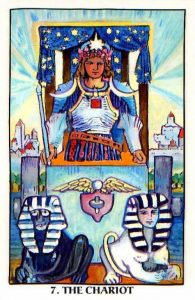 The Chariot Card meaning