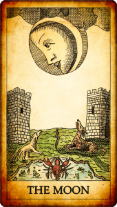 The Moon Card Meaning