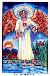 The Temperance Card Meaning