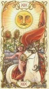 The Sun Card Meaning